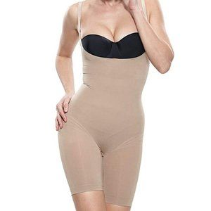 Franato Women's Firm Control Slimming Bodysuit